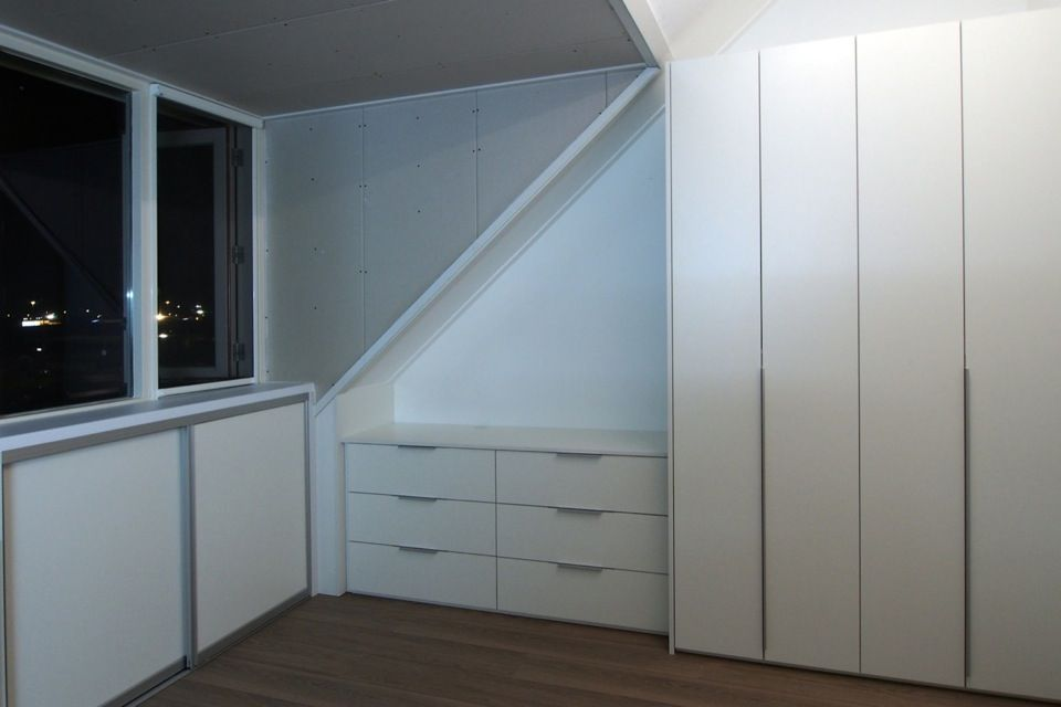 Wandkast Op Maat Ikea.Kast Schuine Wand Zolder Ikea Great Bijlage With Kastenwand