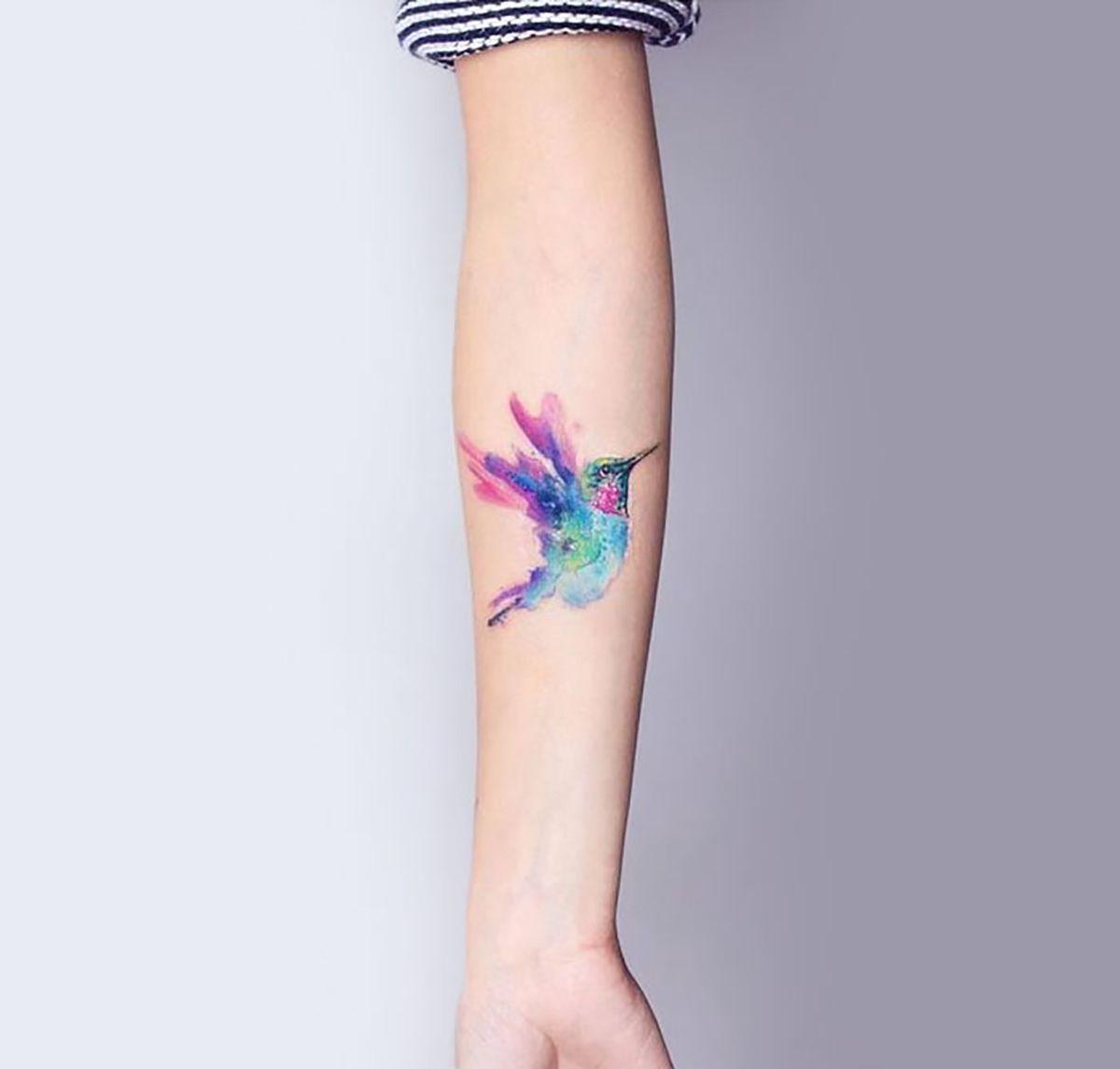 14 Tatuajes De Aves Que Te Haran Reflexionar Acerca Del Lugar