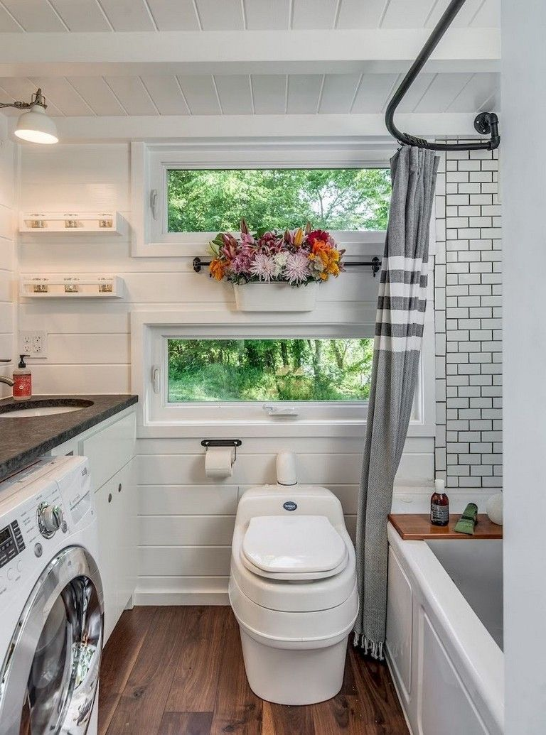 Design Small Space Solutions Bathroom Ideas Intended 65 Brilliance Tiny House Ideas With Small Space Solutions house tinyhouses tinyhome tinyhousedesign