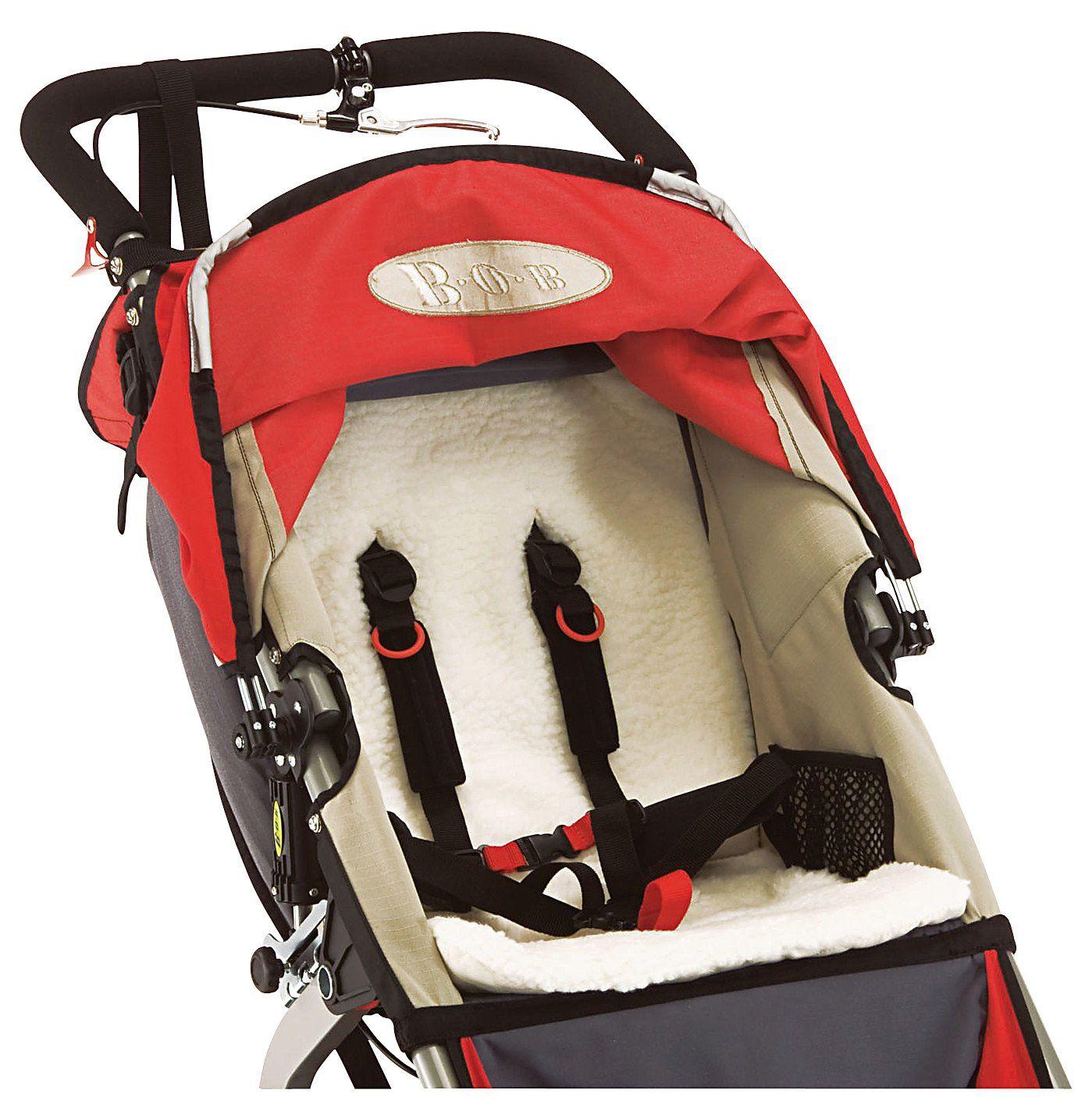 BOB Warm Fuzzy Stroller Liner Free Shipping Bob