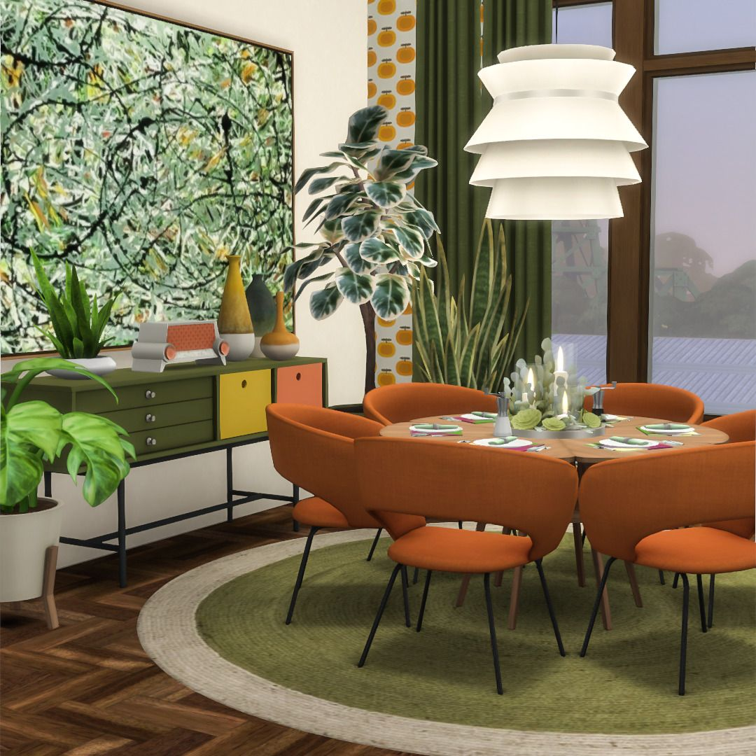 Peace's Place | Sims 4 cc furniture living rooms, Sims ...