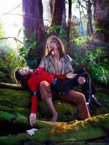 Photographer LaChapelle recasts Michael Jackson as a misunderstood martyr | Vindicating Michael