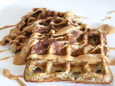 Banana Waffles (Low Carb & Gluten Free)