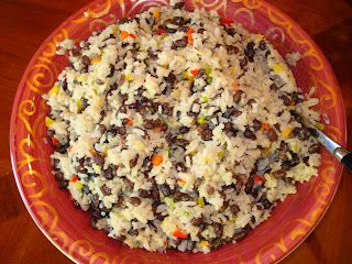 Caribbean Black Beans and Coconut Rice | The Sisters Cafe