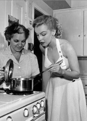 Mind and Body--Marilyn Monroe's diet and exercise routines.