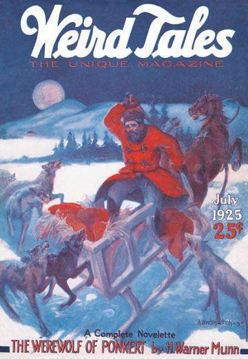 Weird Tales | Tellers of Weird Tales: Weird Tales at Christmas