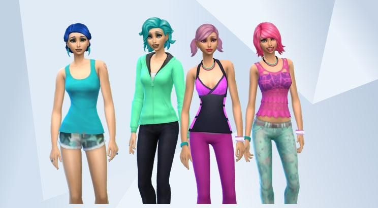 Check Out This Household In The Sims 4 Gallery Sims 4 Sims Teal