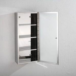 Bathroom Wall Cabinets Mirror Httpsmallthingsconsideredinfo - Large mirrored bathroom wall cabinets