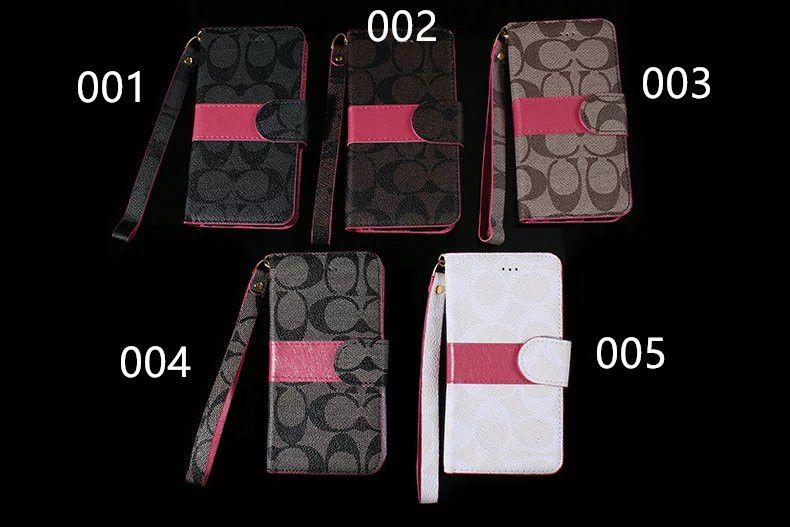 coachブランド iphone7/7 Plusケース コーチ GALAXY S6 S7 EDGE手帳型ストラップ付き 男女 アイフォン7/6S/6 PLUS SE/5S カバー レザー製カード収納 後払い