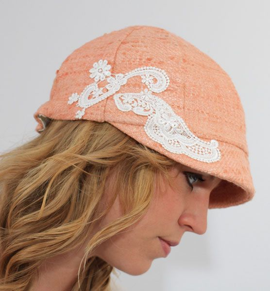 Newsboy Hat Sewing Pattern   Sewing patterns, Patterns and Sewing diy