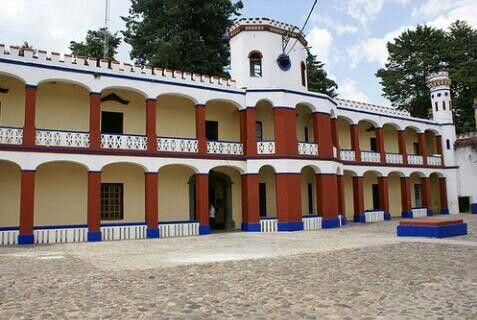 Ex Hacienda de Chautla/ Puebla
