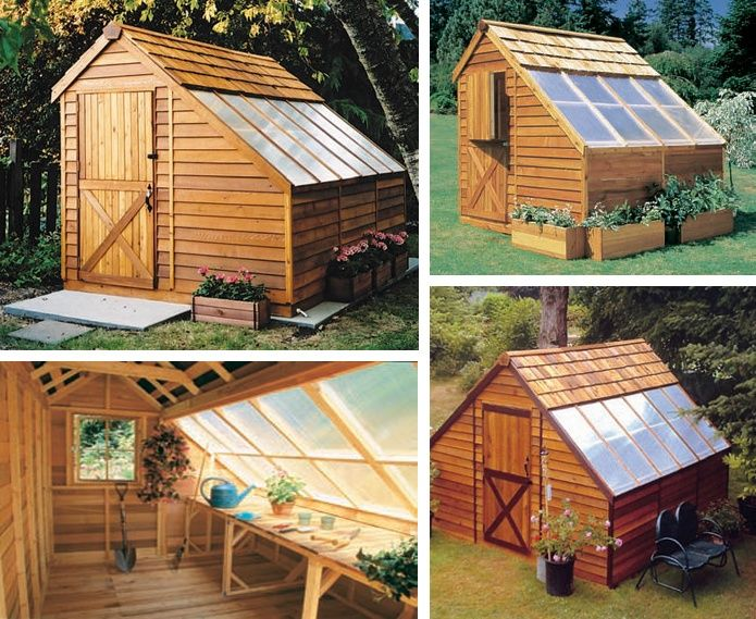 Greenhouse She Shed 22 Awesome Diy Kit Ideas Building 640 x 480