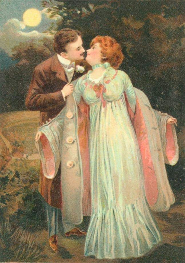 Amour au Clair de Lune