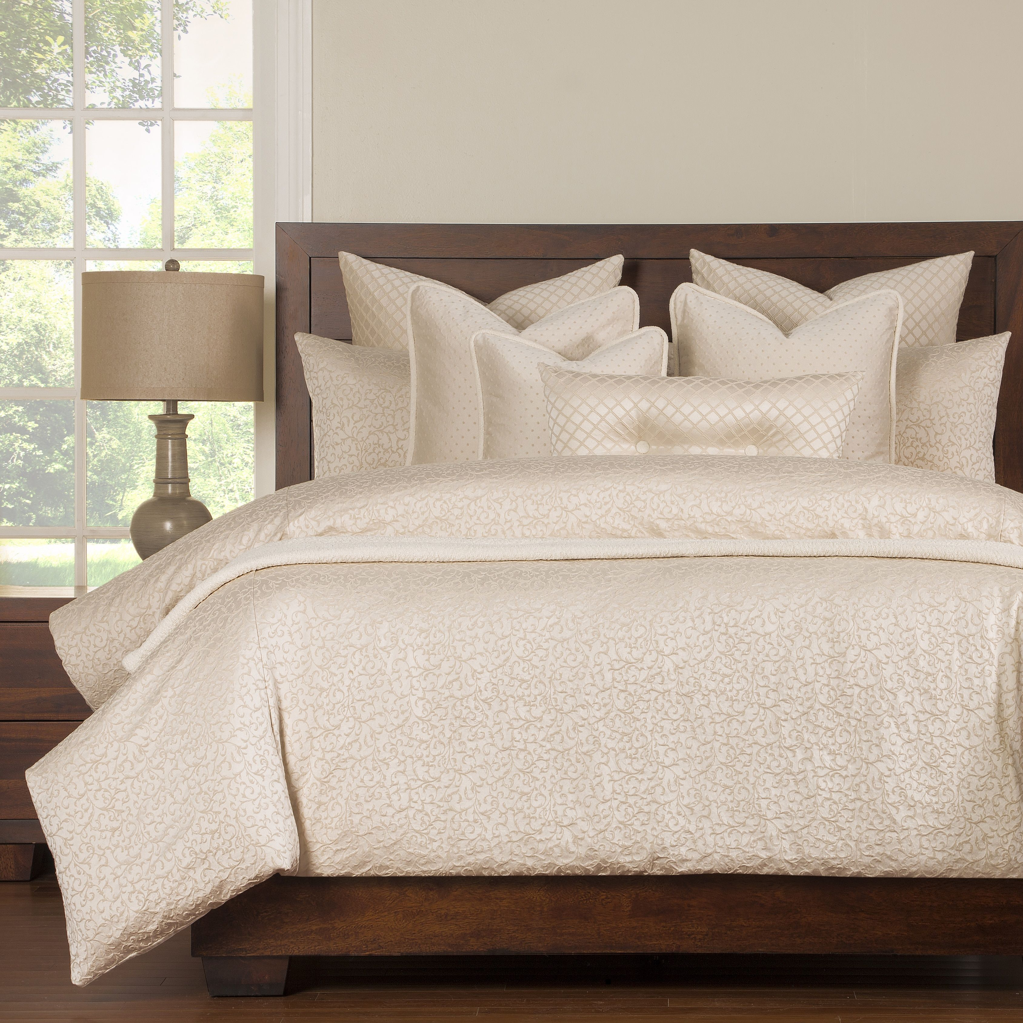 Pandora 6 piece Luxury Duvet Cover Set by SIScovers