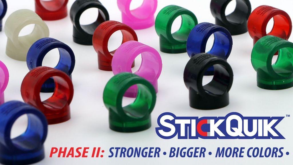 StickQuik Big Bands Organize & Keep Things Handy
