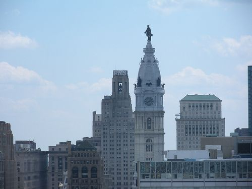 view from Inquirer Building by zeearend, via Flickr