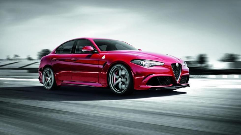 На базе Alfa Romeo Giulia сделают новые Jeep и Maserati