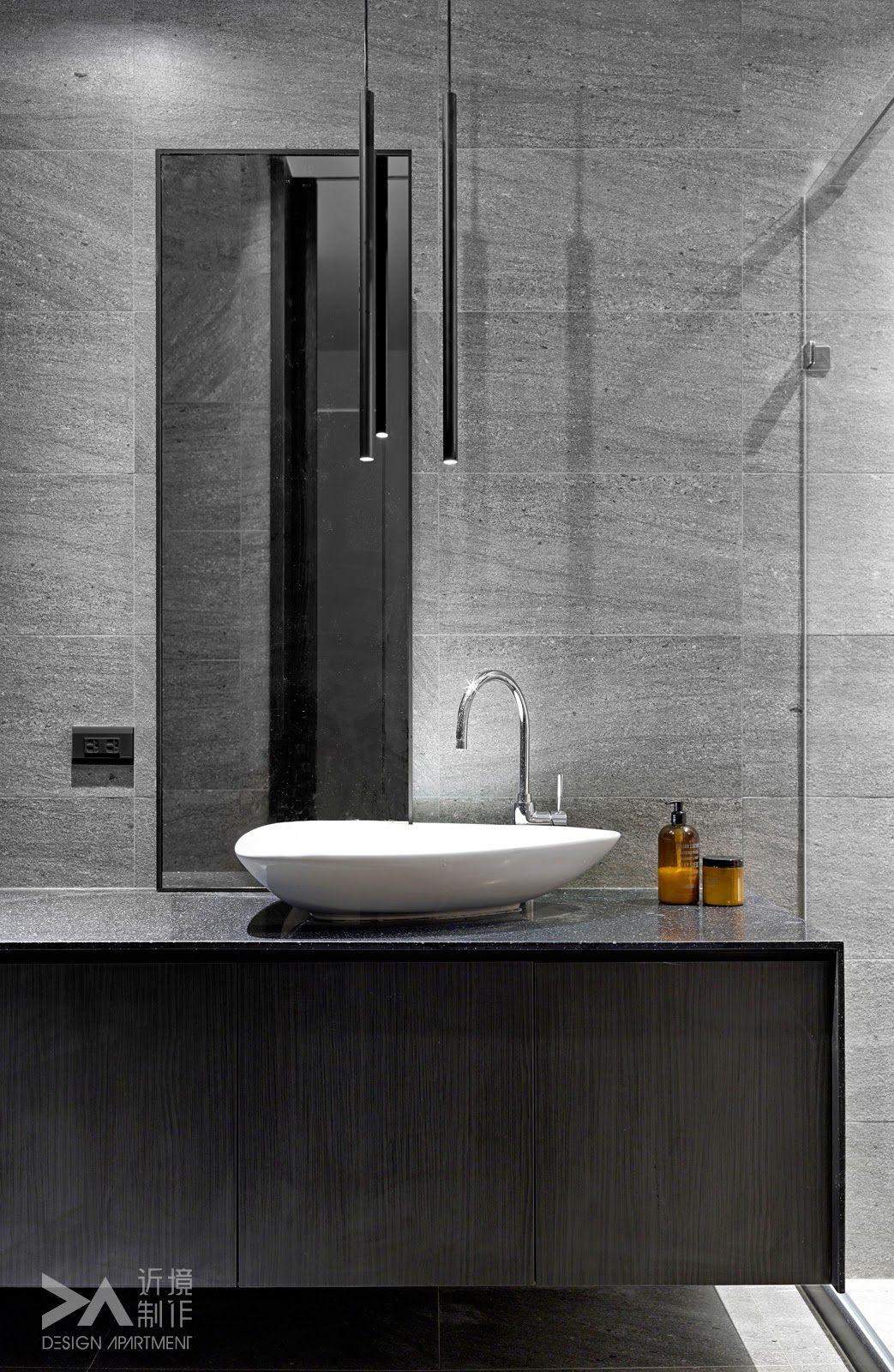 Gray bathroom vanities on pinterest view more bathrooms 187 bathroom - Bathroom