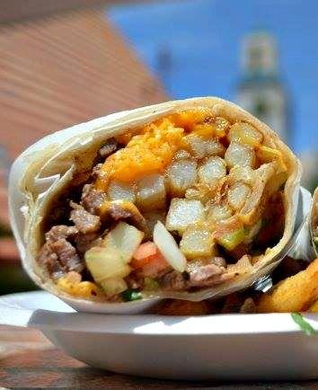 If You Love Burritos Then This Is A Must Try California Burrito Food Healthy Vegan Snacks California Burrito