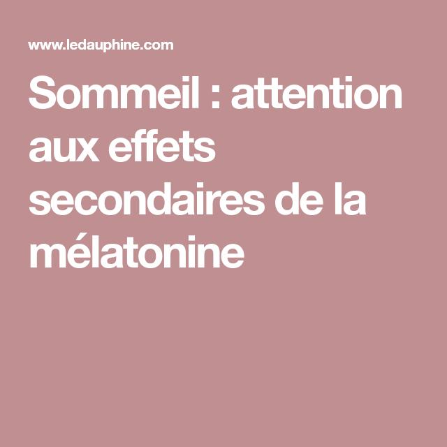 Melatonin Daily Dose : Code réduction - Crème - Avis | Quels sont les effets secondaires ?