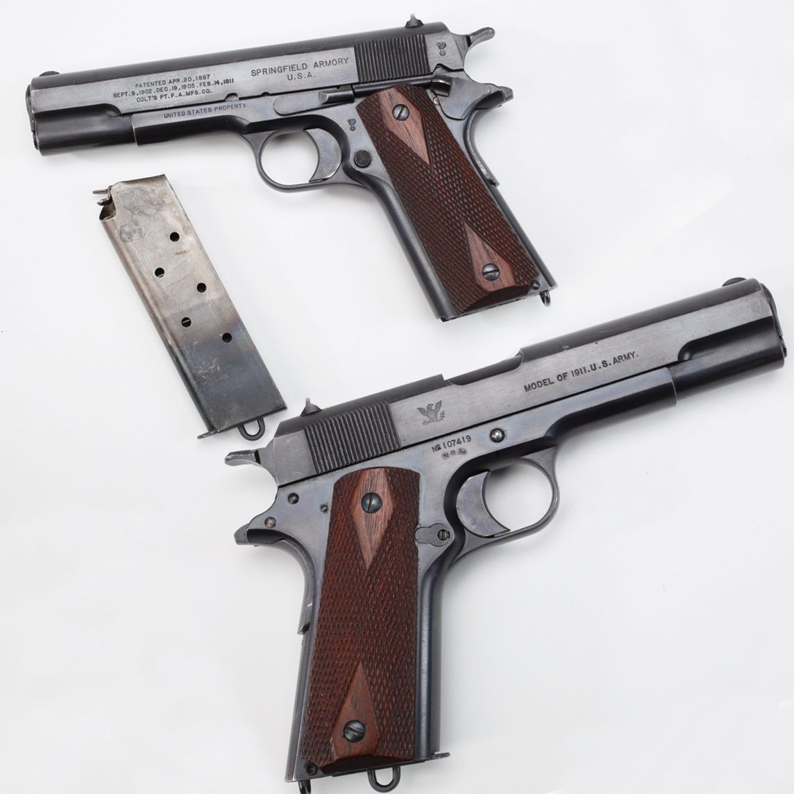 Springfield Armory NRA 1911 - For this Veteran\'s Day – we wanted to ...
