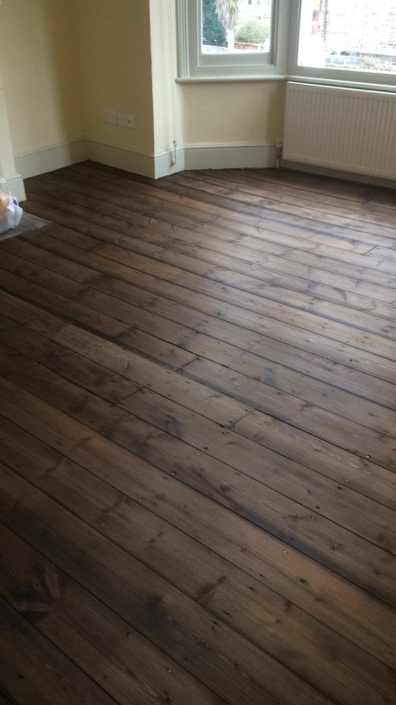 Restoring Old Wooden Floors In A Victorian House Houses