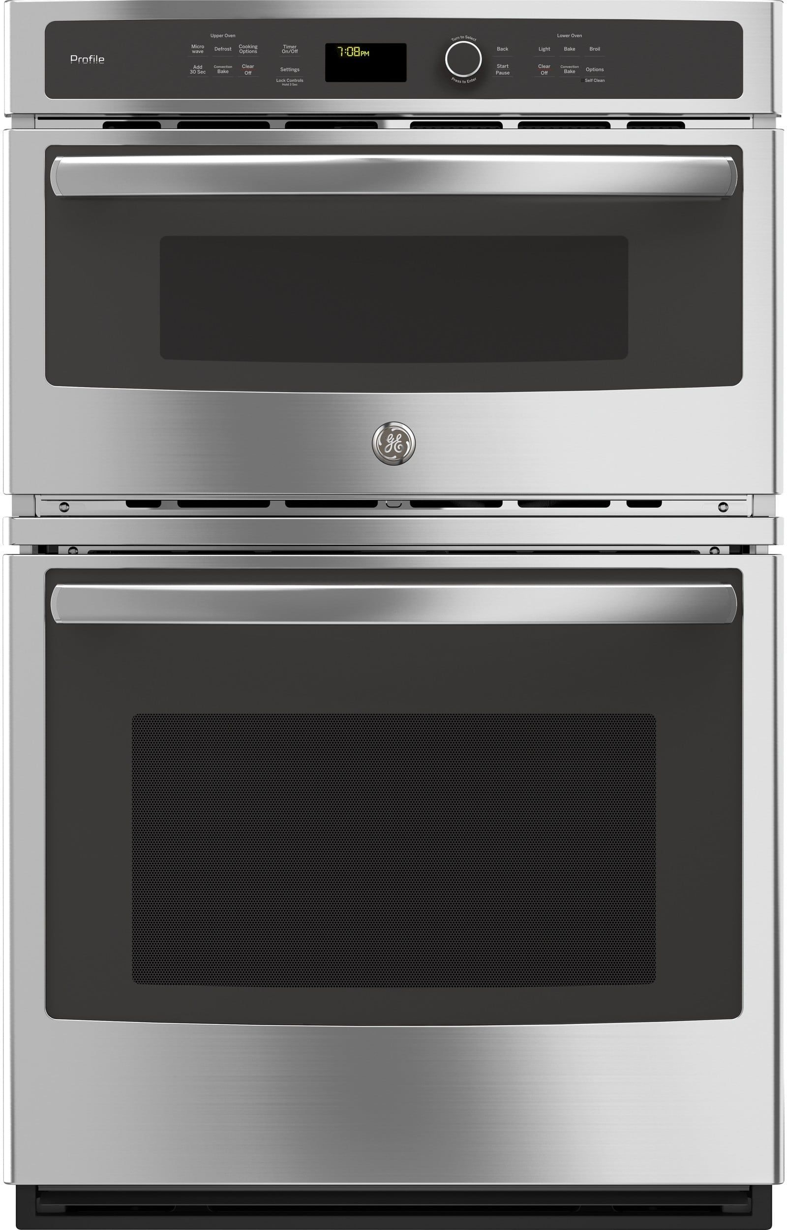 Ge Profile Pk7800skss With Images Wall Oven