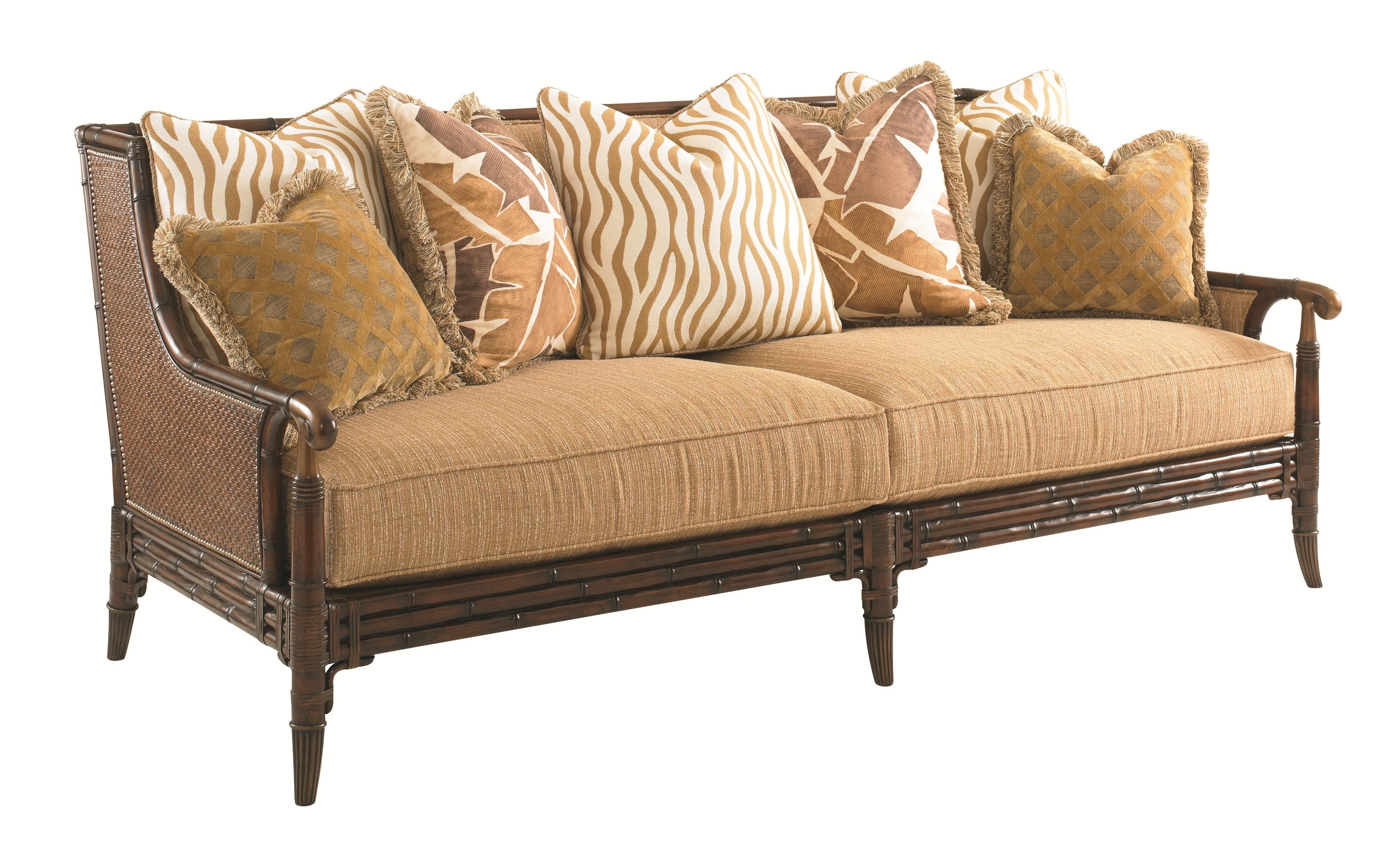 Landara Las Palmas Sofa By Tommy Bahama Home Tommy Bahama Furniture Furniture Goods Home Furnishings