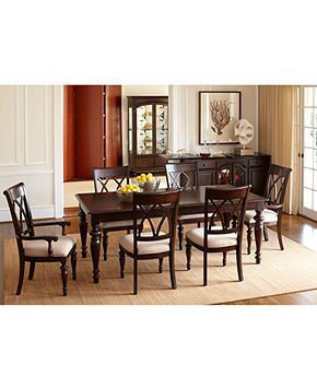 bradford dining room furniture collection | Bradford Dining Room Furniture Collection - furniture ...