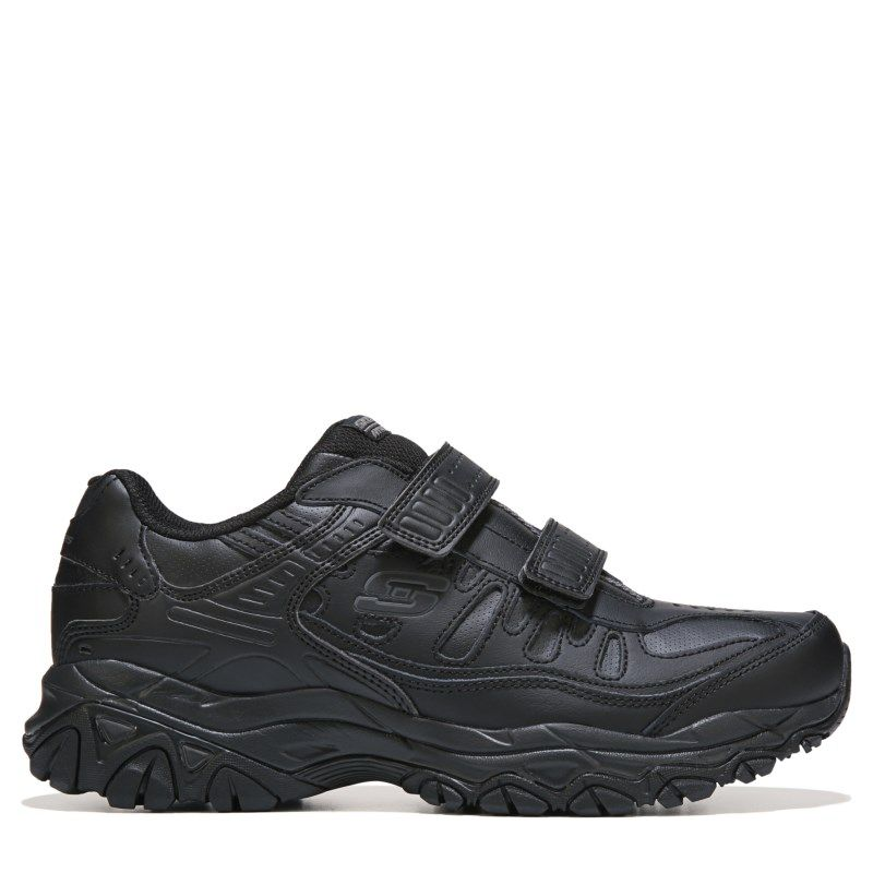 45b95b29c8ae Skechers Men s After Burn M Fit Final Cut Memory Foam Sneakers (Black)