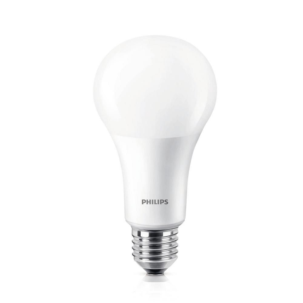 Philips 75 Watt Equivalent A21 Dimmable Led Warm White 472522