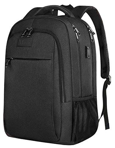 Anti Theft Laptop Backpack With Built In Usb Charging Port