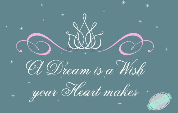 Princess Saying Wall Decal Crown Wall Decal By Allonthewallvinyl