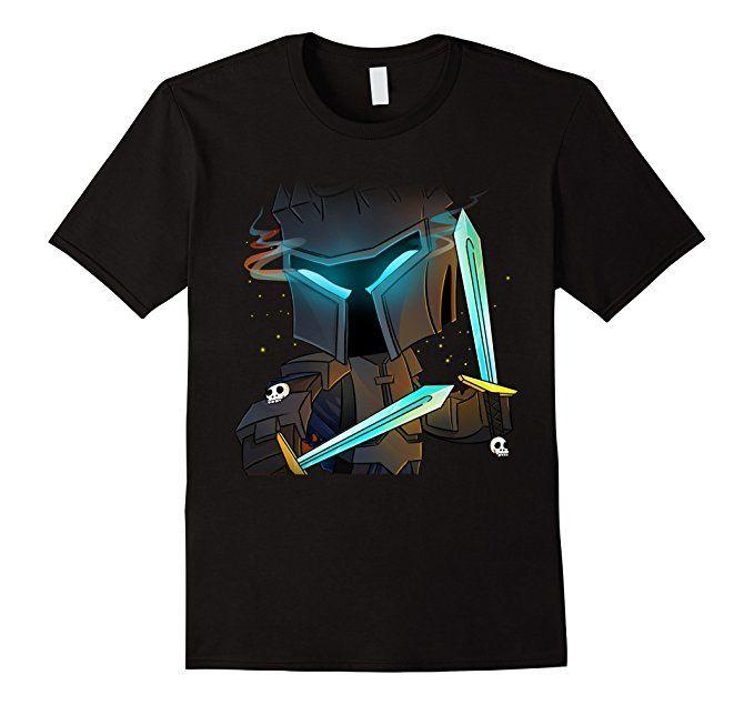 Mens JuDian PopularMMOs Fan Art T Shirt For Men Small Black