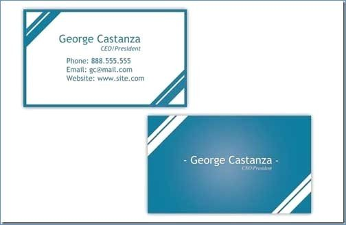 Pin By Jenifer Dun On Business Cards Template Free Business Cards