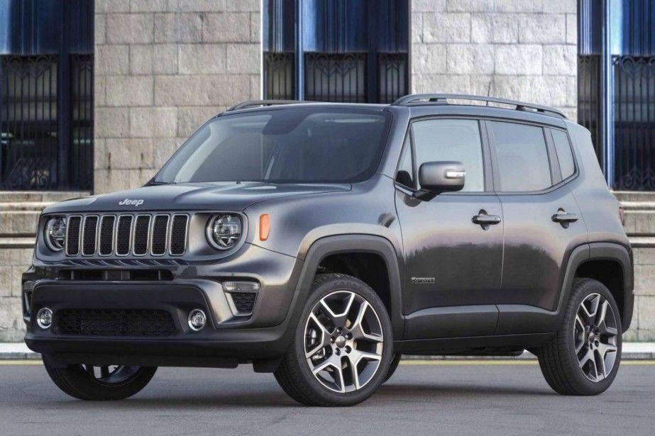 Banc D Essai Jeep Renegade Un Jouet Pour Les Grands Jeep
