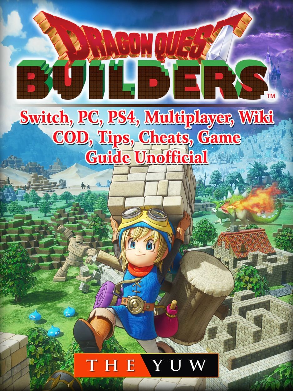 ‎Dragon Quest Builders, Switch, PC, PS4, Multiplayer