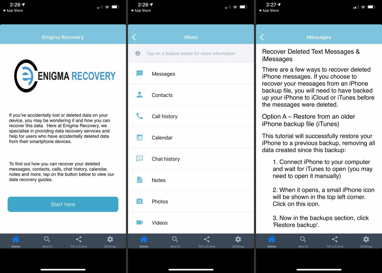 How to recover deleted text messages on any phone text