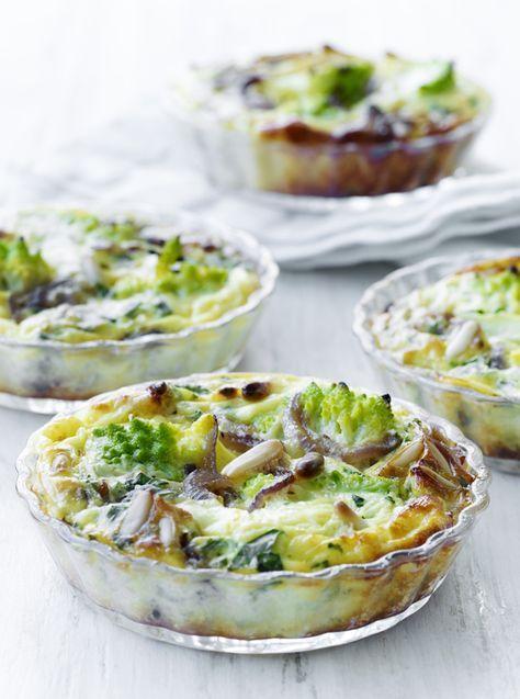 Nem grøntsagstærte til frokost   Recipe   Food   Pinterest   Mad, Food and Grilling