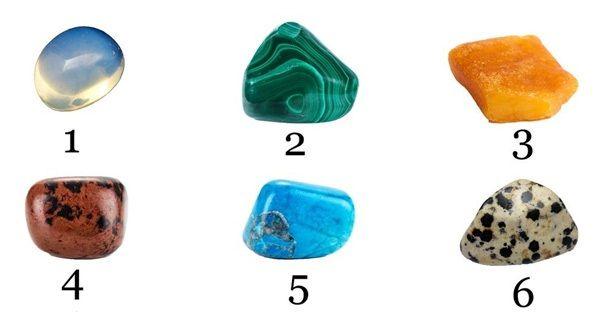 Zvoľte si kameň a zistite tajomstvo svojej životnej cesty