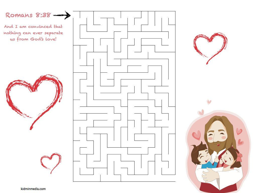 Valentine S Day Activity Sheets