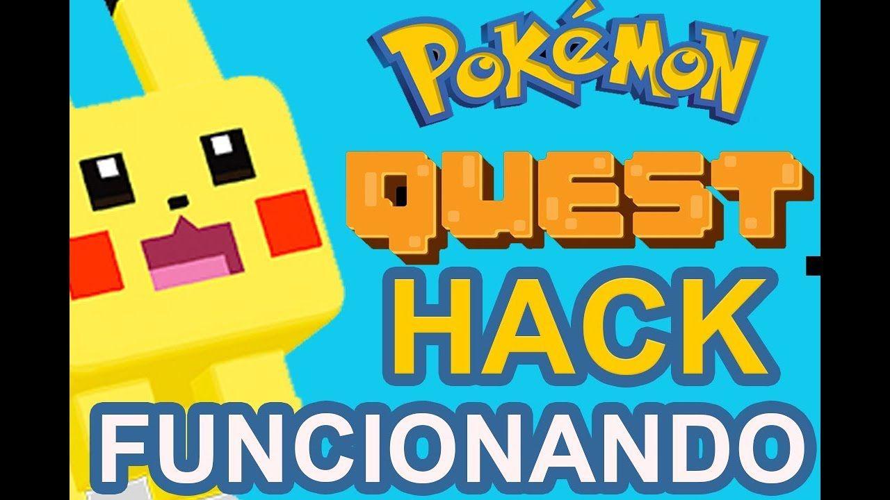 Pokemon quest hack apk android funcionando tickets