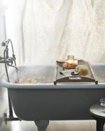 DIY Lavender-coconut oil bath truffles