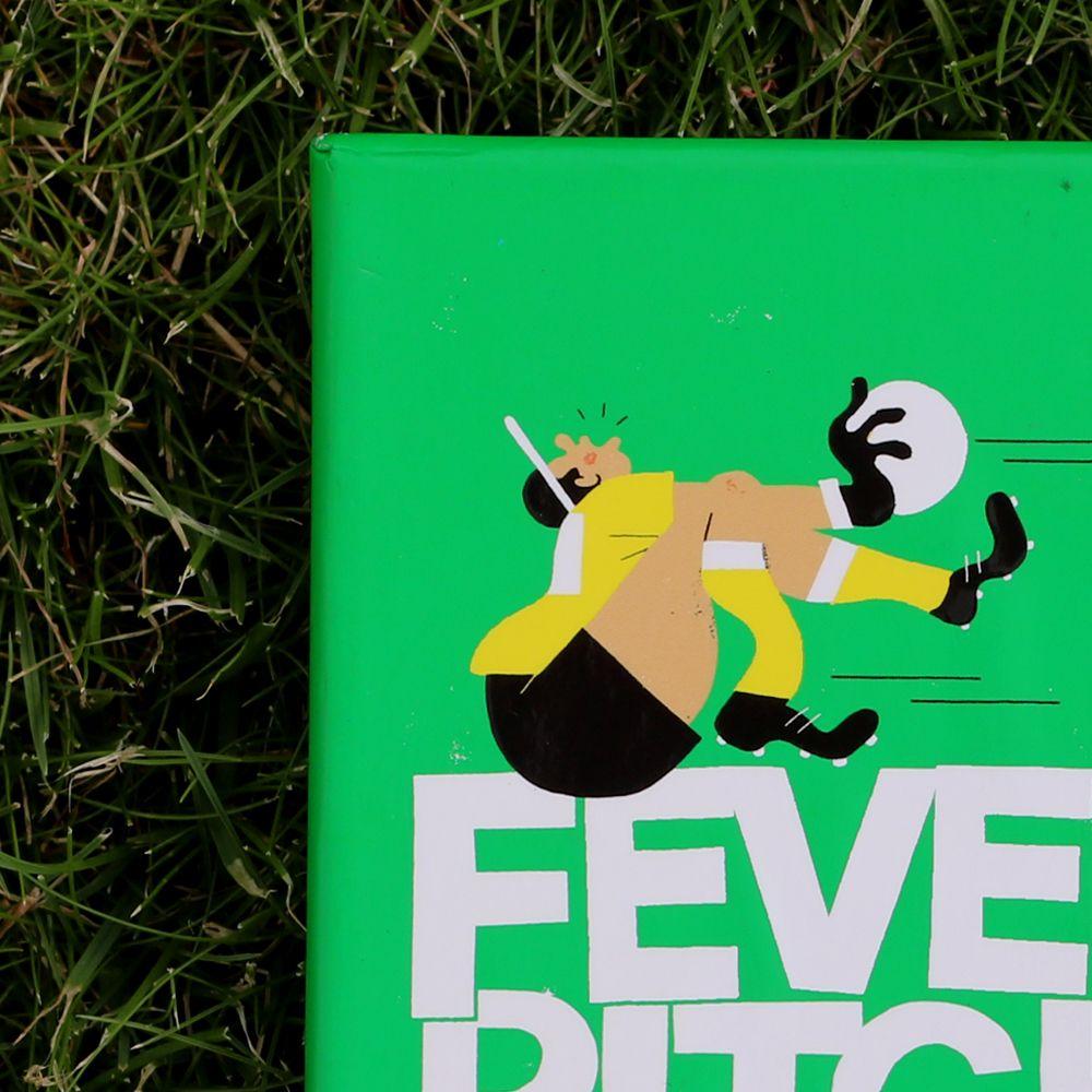"""다음 @Behance 프로젝트 확인: """"Fever Pitch"""" https://www.behance.net/gallery/40711085/Fever-Pitch"""