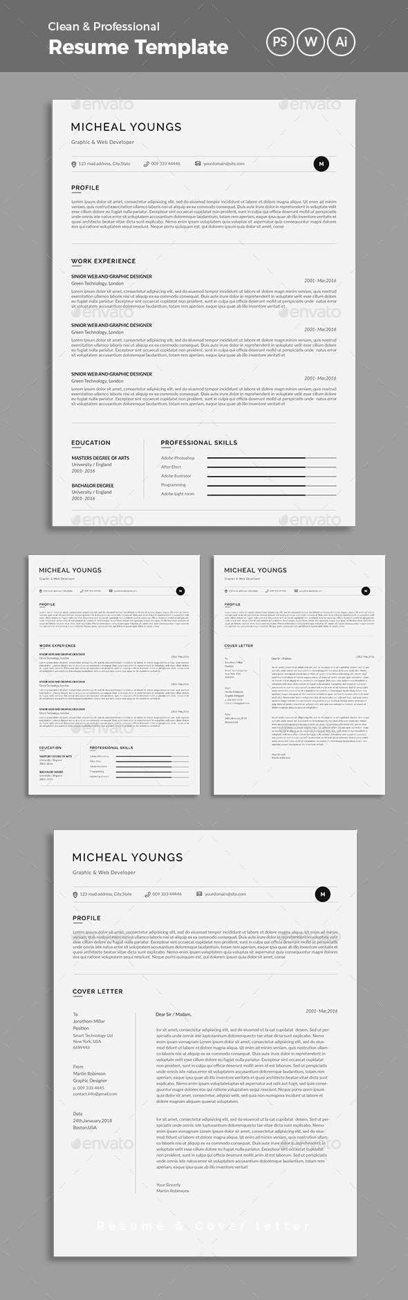 Resume Resume design, Cover letter for resume, Best