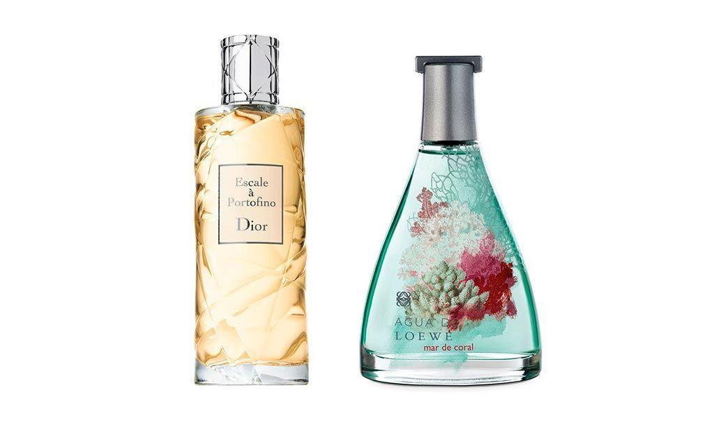 Perfumes Que Huelen A Limpio Perfume Perfumes Frescos Botella