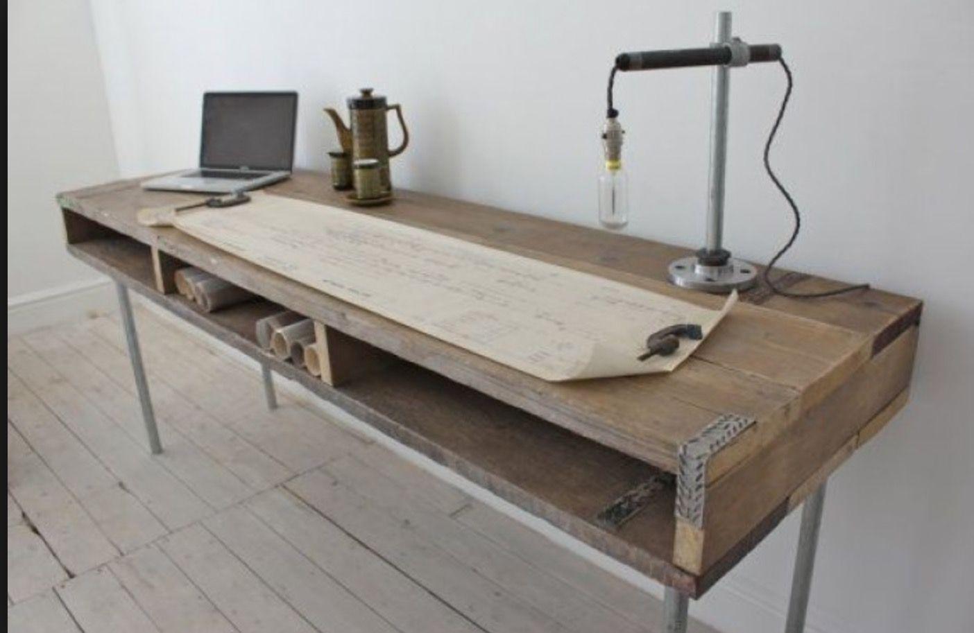 Long desk furniture design wood furniture office furniture urban furniture furniture