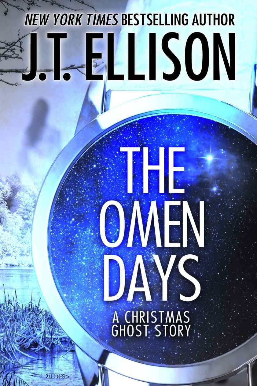 Jt ellison the omen days a christmas ghost story