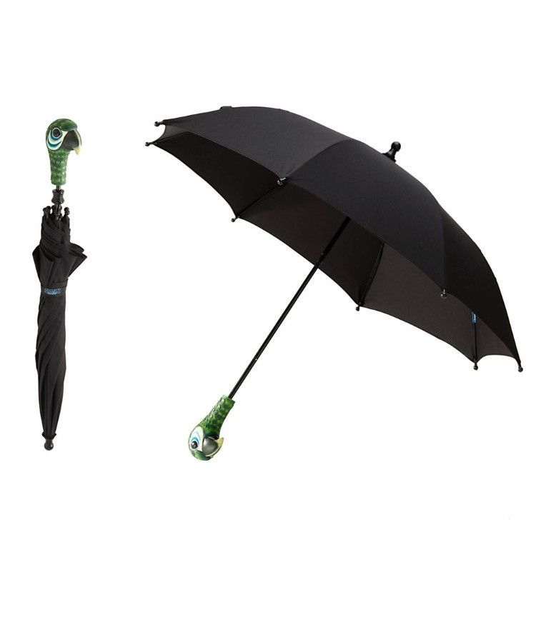 Mary Poppins The Broadway Musical Parrot Umbrella For Kids