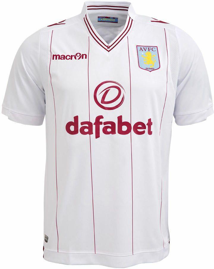 Aston Villa Away kit 2014